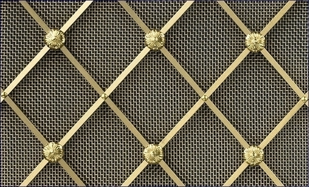 P/diamond_regency_brass_grille_medium_alt_rosette